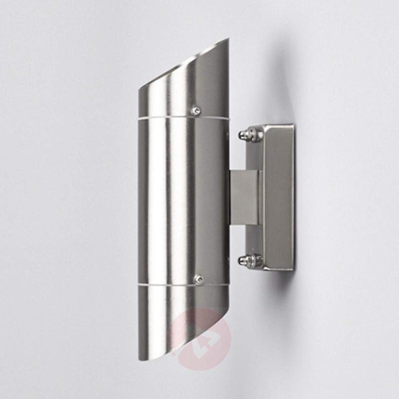 Cosia Outside Wall Light Stainless Steel - stainless-steel-outdoor-wall-lights