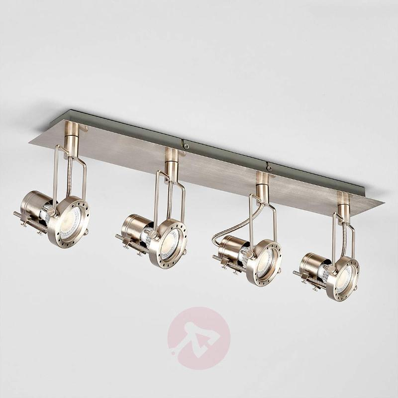 4-light Agidio LED ceiling lamp - Ceiling Lights