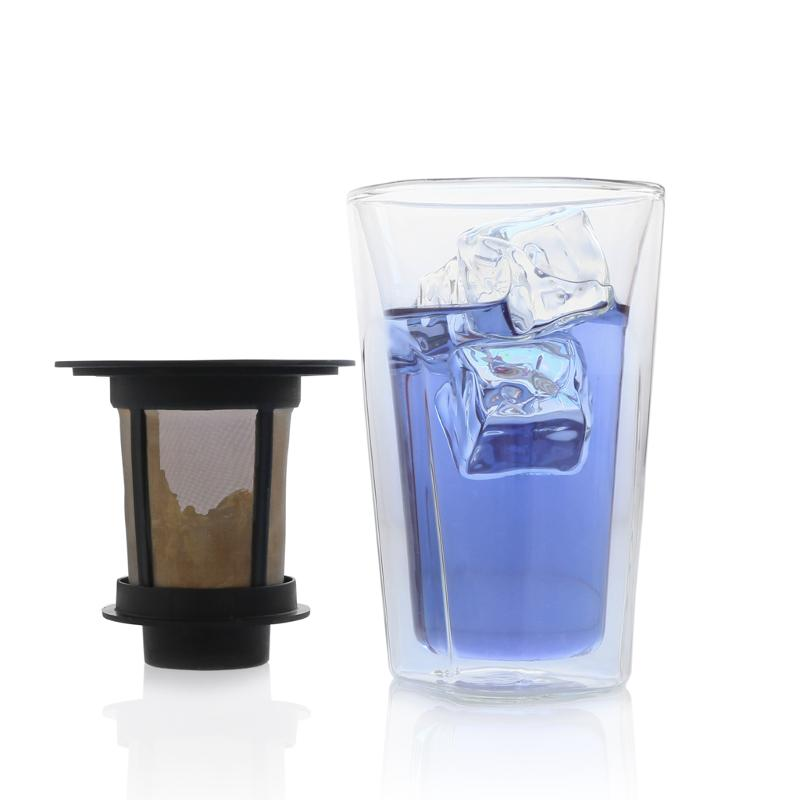 SMART BREW SYSTEM 320 ml - Glasses with System