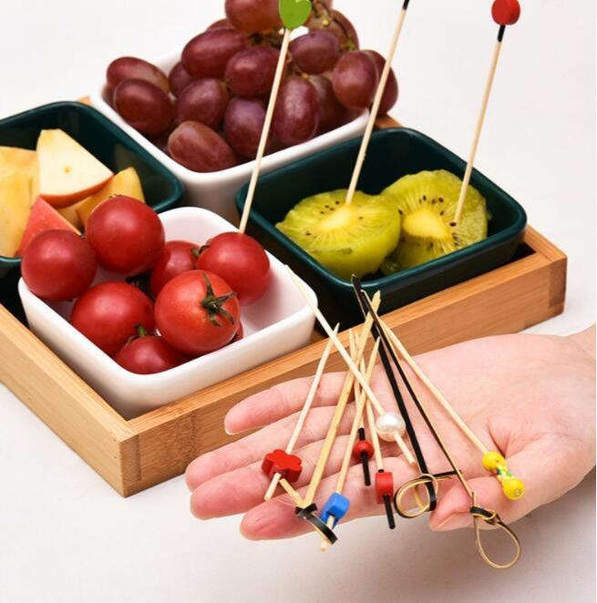 Party picking sticks - Disposable cocktail party picker/party skewers