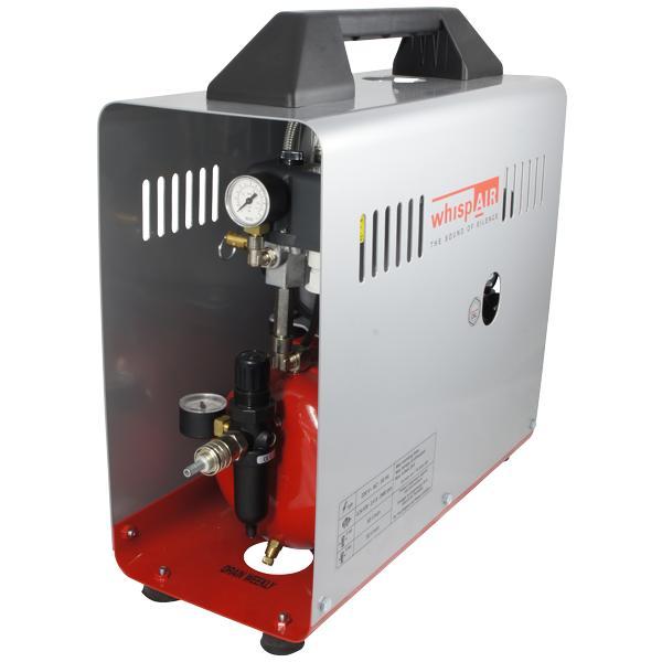 Whispair Kompressor CW50/6 Box - Ölgeschmierte Flüsterkompressoren