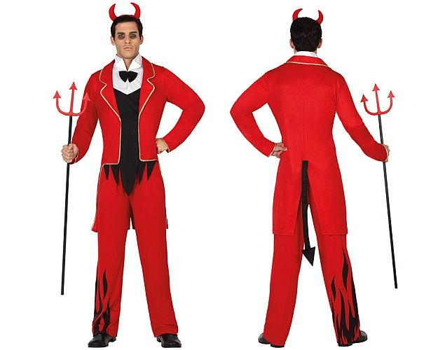 Costume diable - null
