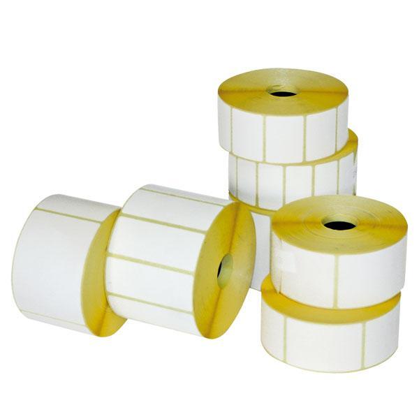 Rotoli Etichette in Carta Termica Adesiva