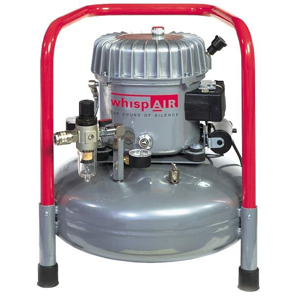 Geluidsarme compressor - null