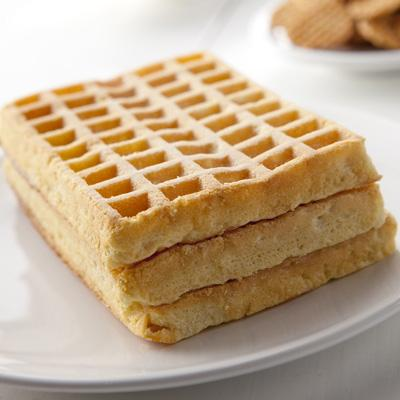 Soft Waffles (Flash) - Equipments for cookies and waffles industries
