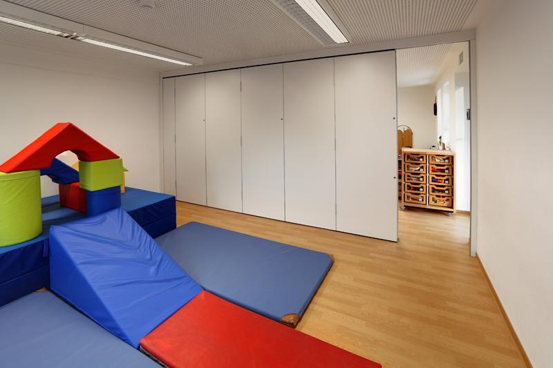 Folding partitions - Folding wall Flexi