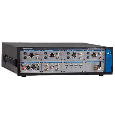 Analyseur audio à faible bruit - Analyseur audio à faible bruit -120 dB résiduel THD+N : APx555
