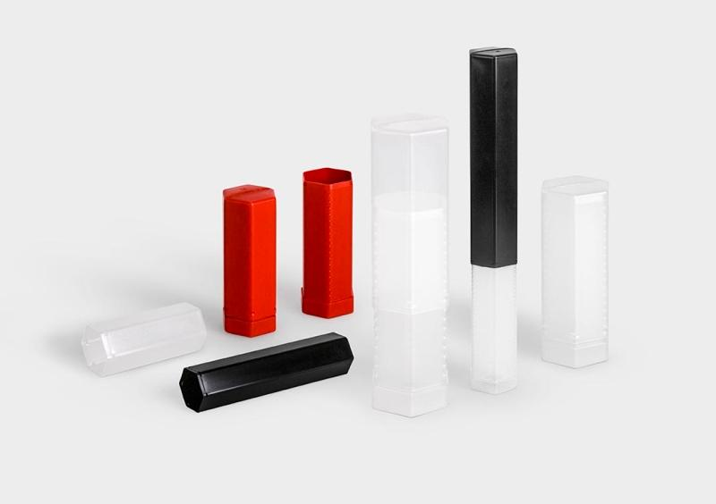 HexPack - Tubi in plastica