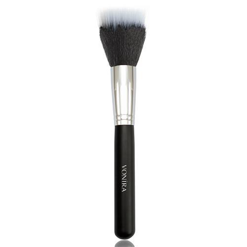 Cepillo Kabuki de pelo de cabra natural de alto grado - HV-083