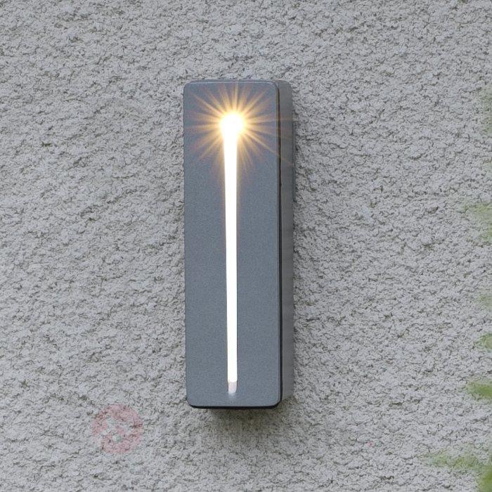 Applique extérieure épurée NEW IMOLA 3 LED - Appliques d'extérieur LED