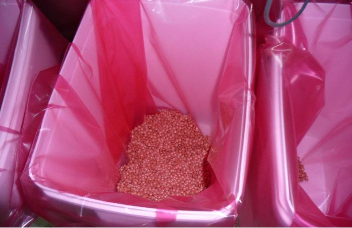 pure polyethylene pharma bags and sacks - primary packaging for pharmaceutical usage