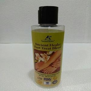 Ancient healer feet treat blend 200ml - feet treat massage oil