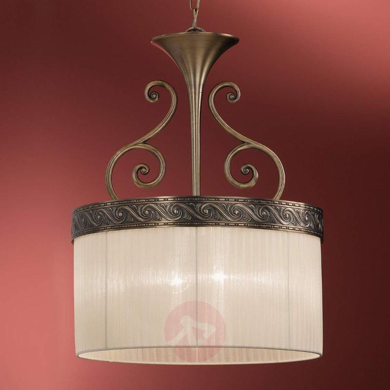 Ilan Old Brass Hanging Light Very Beautiful - Pendant Lighting