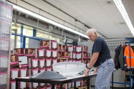 Ein-, Um- und Verpacken - Produktionsarbeiten für Verpackungen