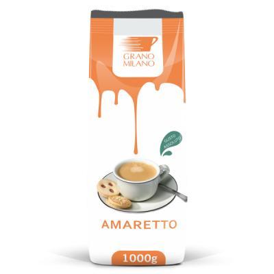 Напиток молочный Grano Milano АМАРЕТТО. - Грано Милано – линейка продуктов, разработана специально для Вендинга и HoReCa.