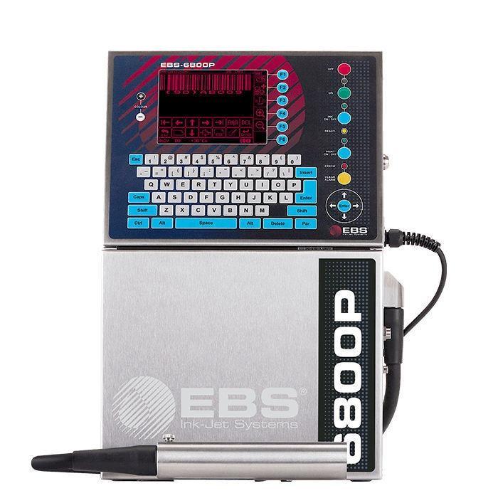 Industriedrucker - CIJ-Markieranlage EBS-6800P -