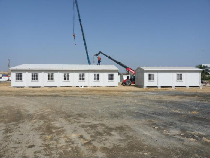 Modular Construction - MODULAR BUILDING