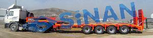 sinanli tanker-trailers - lowbed