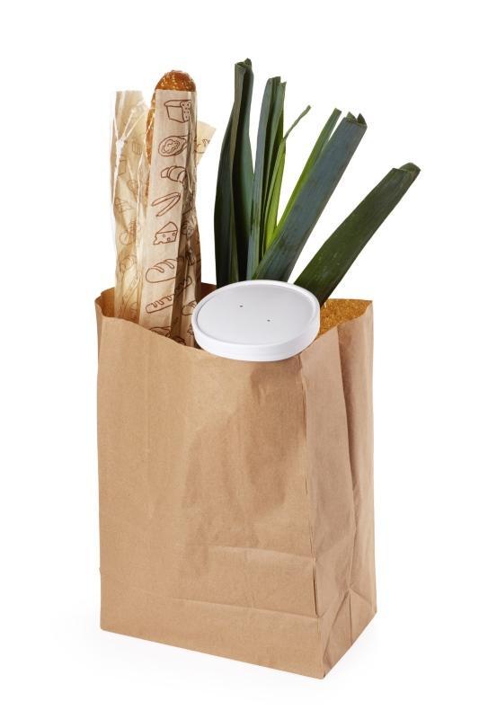 Bags - Kraft bags for goods