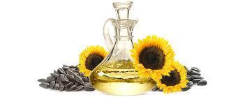 Hерафинированное подсолнечное масло на экспорт