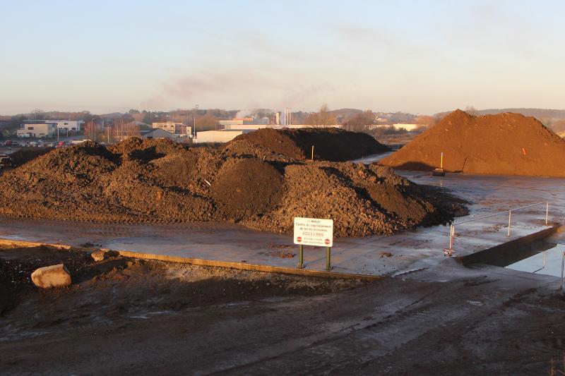 Terres polluées - Une infrastructure complète pour accueillir vos terres polluées