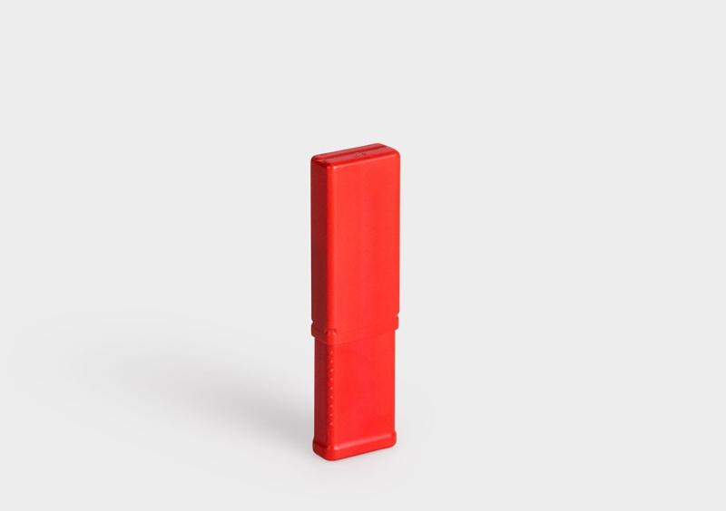 RectangularPack - Tubos de plástico