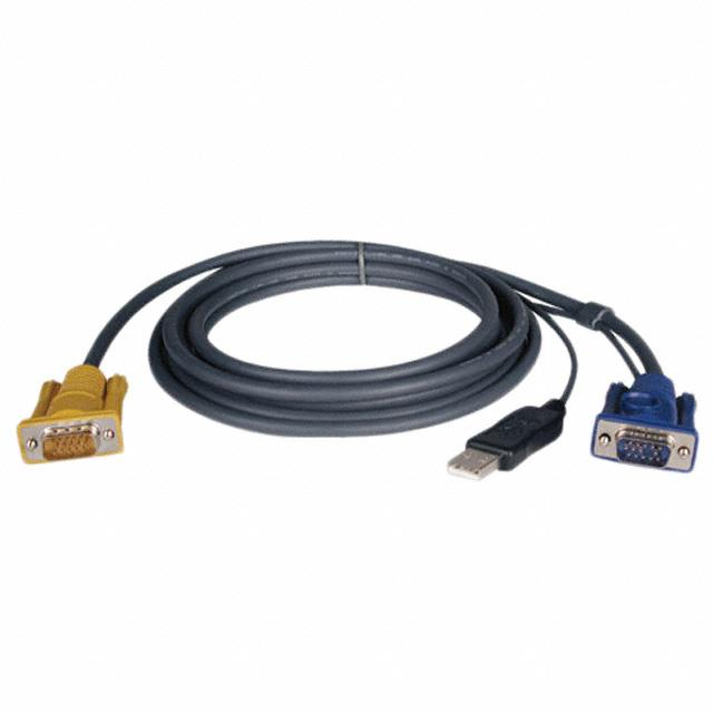 CABLE FOR USB KVM SWITCH 10' - Tripp Lite P776-010