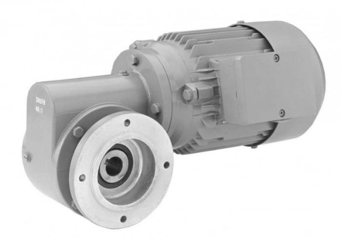 SN8FH - Single-stage gear drive with hollow shaft