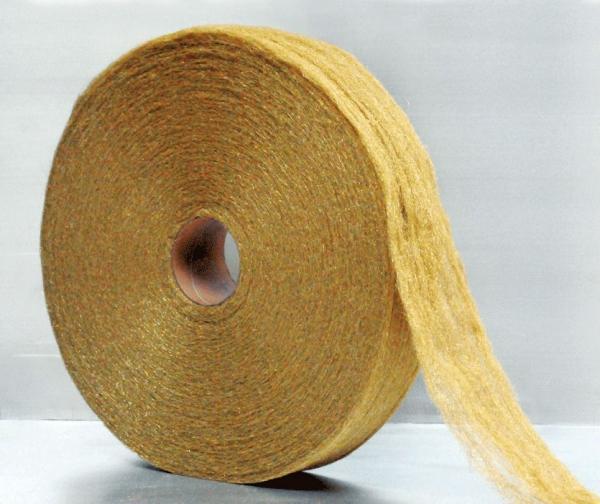 STAX brass fibers MS67 - Material: CuZn33