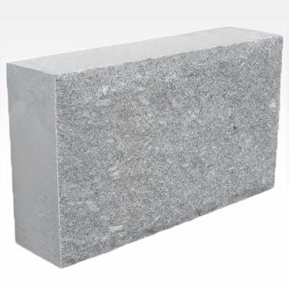Murs en granit et pierre naturelle MR6 - Pierres pour murs grandes dimensions. 1 face éclatée.