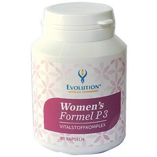 Women's Formula P 3 90 Capsules - null