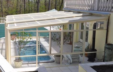 Aluminum greenhouse - SD2016 Aluminum greenhouse3.0
