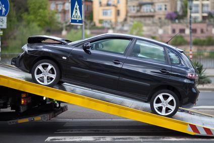 Compra de vehículos siniestrados o averiados -