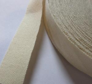 Extra fort tous textiles (15 mm - Blanc - Polyester) - Rubans