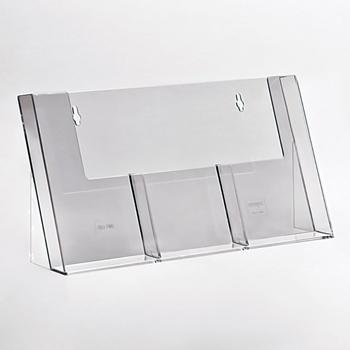 Standaard displays voor documenten - Taymar® gamma: brochurehouder: 3C110H