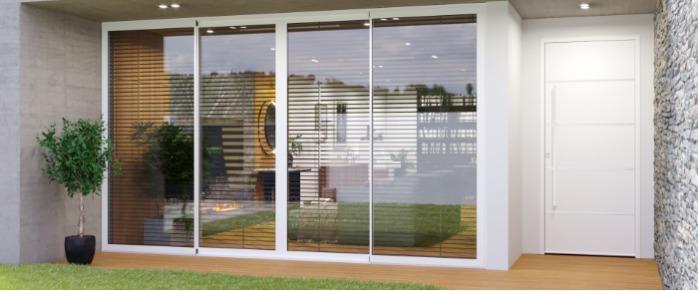 Instalação e Montagem Porta de Entrada - Instalação e Montagem Porta de Entrada em Alumínio