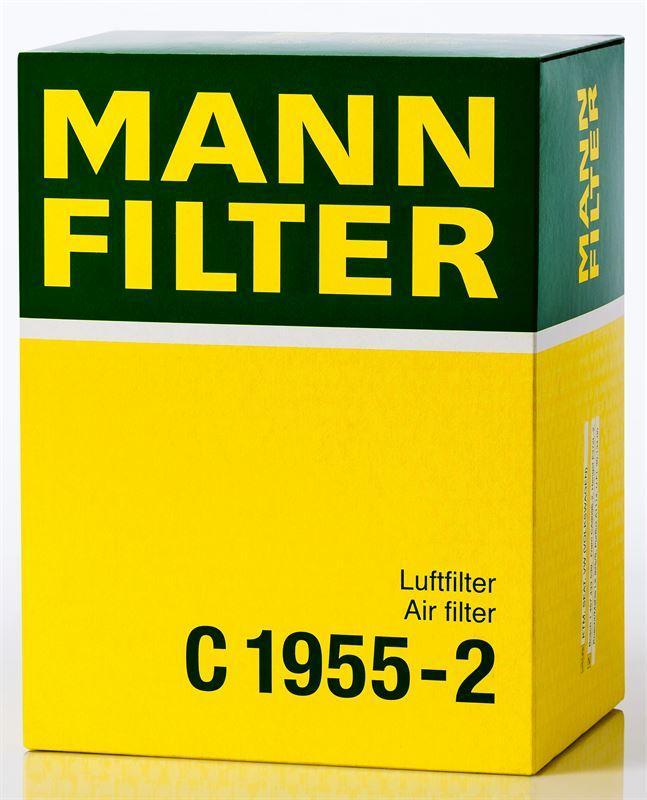 Original spare parts for Mann