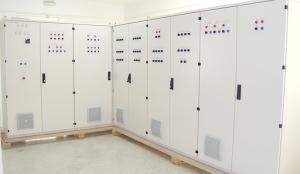 Armoire électrique - Armoire électrique