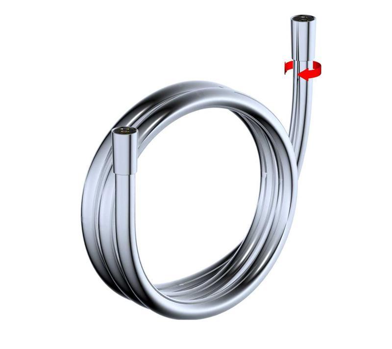 Shower Hose Prosan Basic Silver - Shower Accessories
