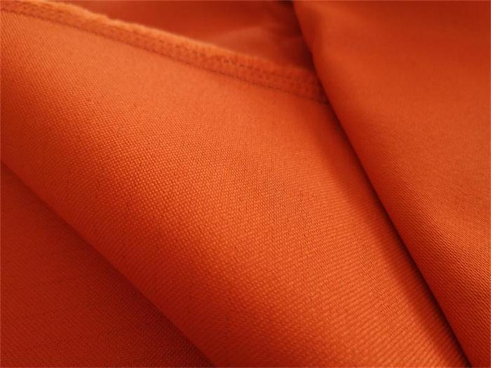 flame retardant & antistatic fabrics - cotton fabrics with flame retardant finish and black antistatic fibre woven in