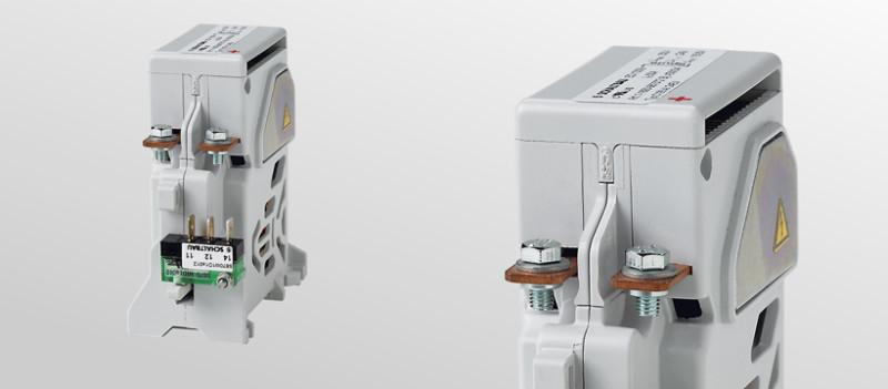 NO contactors C193 - Compact single pole NO contactors for voltages up to 1,000 V