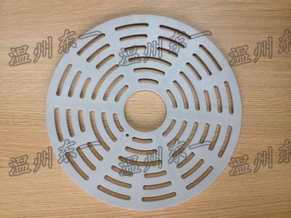 PEEK Valve Plate - valve plate, PEEK valve plate, metal valve plate