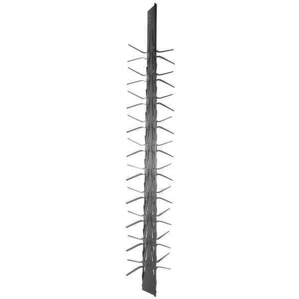 Anodic Aluminium Racks - S Cutting - Anodizing Rack Alu welded 2 Sides - Anodizing Rack welded 2 Sides
