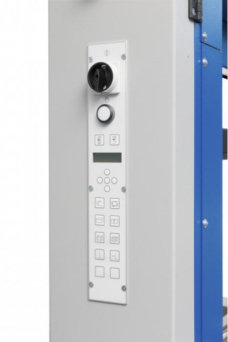 Evolution SoniXs TAI-6 Base - 全自动交叉打包机