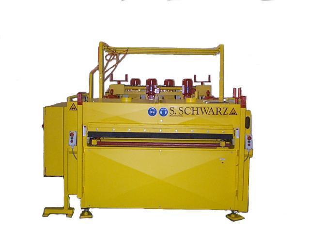 Panel formwork cleaner , SB7B, SCHWARZ GMBH, Germany