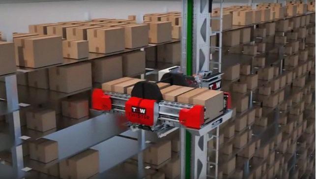 Miniload - para Cajas