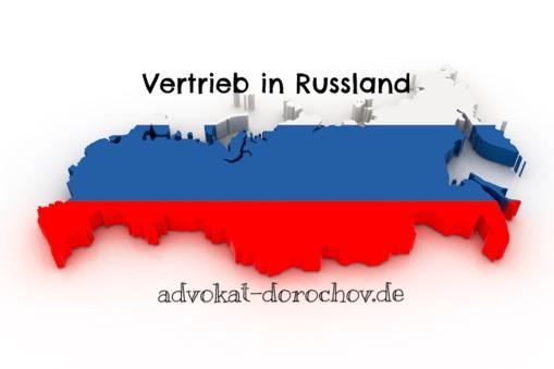 Auftrag in Russland