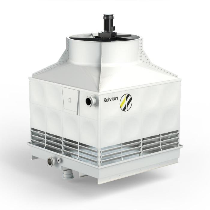 Modułowe systemy chłodni wentylatorowych - Chłodnia wentylatorowa mokra dla szerokiej gamy zastosowań