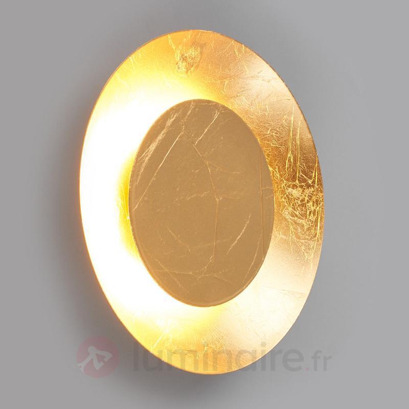 Keti - applique LED dorée - Appliques LED
