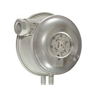 Low Cost Differential Pressure Switch - Sensocon Series 104